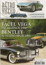 RETROVISEUR 295 FACEL EXCELLENCE BENTLEY CONTINENTAL FLYING SPUR ARNOLT BRISTOL