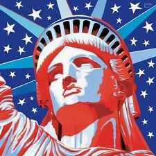 Gorsky pop fine art photo imprimé statue de la liberté museum classic poster style