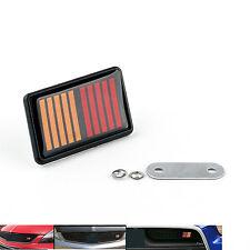 Front Grille Emblem Badge RALLIART For Lancer Evolution X K
