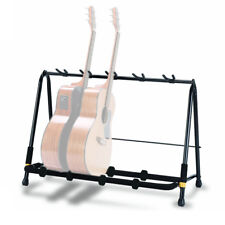 Hercules GS525B Universal Guitar Rack Stand for up to 5 Guitars