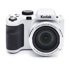 KODAK PIXPRO AZ421 16MP Digital Camera with 42x Optical Zoom (White)