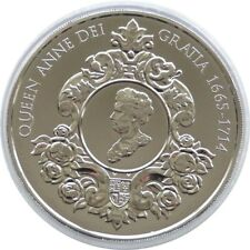 2014 Royal Mint Queen Anne 300th Anniversary £5 Five Pound Coin Uncirculated