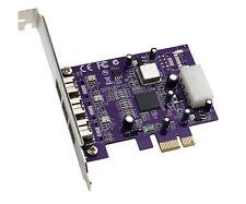 Sonnet Allegro FireWire 800 PCI Express Card