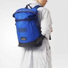 Adidas x Stella McCartney Backpack NS Women's Blue AP9124 Wide Bag NWT Rare