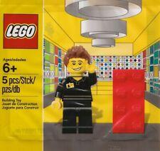 LEGO 5001622 Exclusive Store Employee Minifigure Polybag SEALED