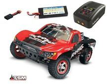 Traxxas Slash 4x4 BRUSHLESS +TSM Short-Course-Truck inkl. Lipo/Lader 68086-4SET