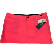"""Fox Racing Hydro Ariel 12"""" Boardskirt swimwear day glow pink size 9 NWT"""