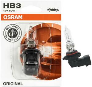 1x 9005 hb3 headlight kit Bulbs Foglight bulb fog light car lamp Osram Original