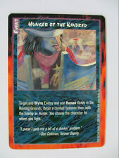 Rage HUNGER OF THE KINDRED Across LasVegas Promo Card wolf wereolf Garou RALV