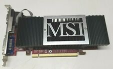 MSI GeForce 8400 GS NX8400GS 256MB Graphics Video Card Full Height