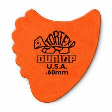 Jim Dunlop Tortex Fins Picks Plectrum 0.60mm Single