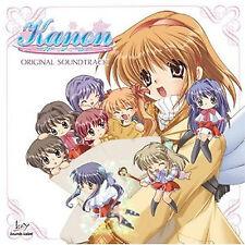 SOUNDTRACK CD JAPAN Kanon  kanon Original Soundtrack