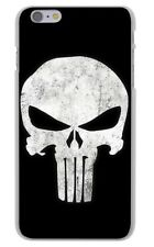 The Punisher Skull Marvel Comics Hard Cover Case For iPhone Huawei Galaxy 7 New