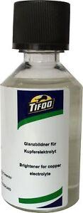 Additivo lucente per l'elettrolita di rame (50 ml) – Ramare galvanicamente