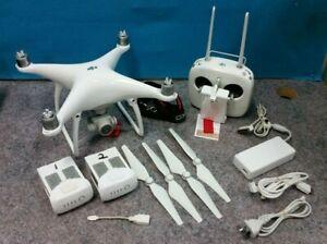 DJI PHANTOM 4 DRONE COMPLETE KIT + VR GOGGLES & EXTRA BATTERY WM330A