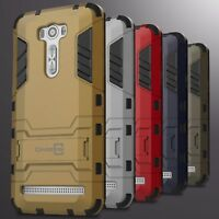"For Asus Zenfone 2 Laser 6.0"" Case Hard Kickstand Protective Slim Phone Cover"