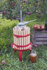 Apple Cider Press Grapes Apples Pears Juice Wine Cold Pressed Juicer Machine