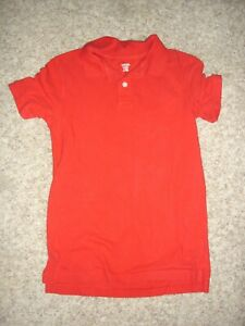 Cherokee Ultimate boys red polo shirt youth (L) large 12/14