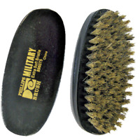 Phillips Brush Oval Military X-tra Soft Bristle Hair Brush