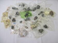 Lot Of 50 Amphenol 97 3057 6 97 3057 16 Various Circular Connectors