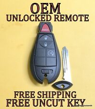 OEM 13 14-17 RAM 1500 2500 3500 REMOTE START KEYLESS REMOTE FOB FOBIK 56046955