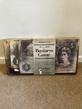 WADDINGTONS - THE BUSINESS BOARD GAME - 1965 - MINE A MILLION