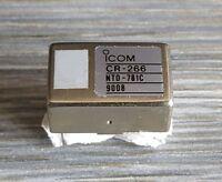 CR-266 ICOM TCXO temp. kompensierter Quarz 12.8MHz