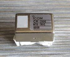 Cr-335 Icom TCXO Temp. Kompensierter Quarz 12 8mhz