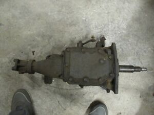 FORD 3 speed manual TRANSMISSION 1970's  Pickup