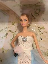 2015 Gold Label Mattel Oscar de la Renta Bride Barbie Collector Doll NIB NRFB