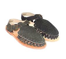 Flat (less than 0.5') Gladiators Slim Heel Shoes for Women