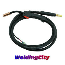 100Amp 10-ft MIG Welding Gun Torch Stinger Replacement for Lincoln Magnum 100l