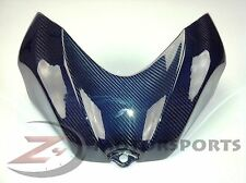 2006 2007 GSXR600 GSXR750 Gas Tank Air Box Cover Fairing 100% Carbon Fiber Blue