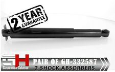 2 NEW REAR  SHOCK ABSORBERS FOR FORD EXPLORER 1991-2001  / GH-332587 /