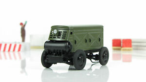 Exclusive! Compressor ZIF-55 green 1970 handmade 1:43