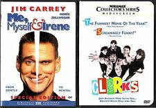 Me, Myself & Irene (DVD, 2001, Special Edition) & Clerks (DVD,