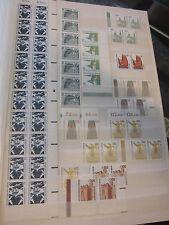 Sammlung Posten Berlin 1975-1990 postfrisch mit Dauerserien Spezial Paare (725)