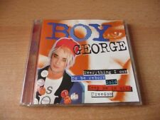 CD Boy George - Everything I own - 1996 - 14 Songs