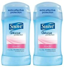 SUAVE INVISIBLE SOLID POWDER 1.4 OZ (2 PACK)
