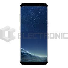 Nuevo Samsung Galaxy S8 G950FD Dual SIM 64GB LTE Unlocked - Black Negro