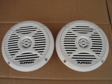 "pair of round 5"" MARINE SPEAKERS 30 watts 4 OHMS furrion FMS5W  boat rv outdoor"