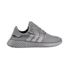 Adidas Deerupt Runner Men's Shoes Grey Three-Grey Two-Core Black DB2681