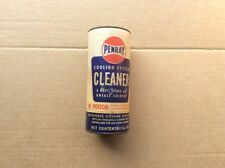 Nos Vintage Penray Cooling System Cleaner (Not Conditioner) (Not Metal)