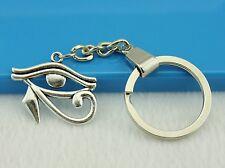 Free Gift Bag ILLUMINATI All Seeing Eye Keyring Charm High Quality Key Ring Xmas