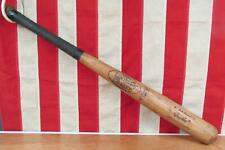 "Vintage Louisville Slugger Wood Baseball Bat Johnny Bench Little League 27"" Reds"