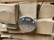 "25 Lot - GAS FUEL Deck fill PLATE Brass CHROMED 1.5"" FILLER Key CHRIS Wholesale"