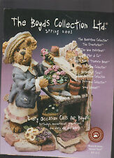 Boyds Collection Ltd Fall Spring 2001 Bearstone Crumpletons Folkstone
