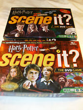 Lot of 2 Harry Potter Scene It Dvd Games. Harry Potter and Harry Potter 2nd Edit