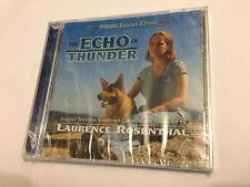 THE ECHO OF THUNDER (Rosenthal) OOP Intrada Ltd Score OST Soundtrack CD SEALED
