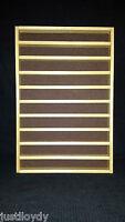 100 thimble display rack in Beech